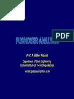 02 Pushover Analysis Final PDF