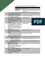 Excel Ereview - ELEC Module 3