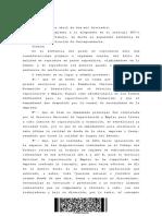 Sentencia de Reemplazo Corte Suprema Ruj Instituciones Del Estado Aplica Subcontratacion