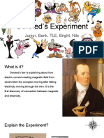 oersteds experiment