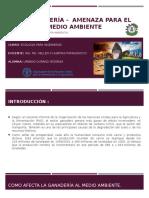 Diapositiva Ganderia y El Cambio Climatico