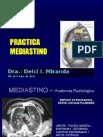 Clase 7 - Patrón Mediastinal
