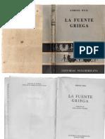 Simone Weil - La Fuente Griega.pdf