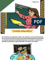 Reflexión profes.pps