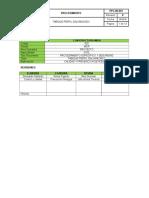 028-Procedimiento Tabique Perfil Galvanizado Wisa