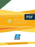 01#Apostila Ibge-técnico de Informação Geografia e Estatísticas_ Cpc_2016_#Concursadopublico.blogspot.com.Br