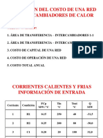 Clase 4 Red Costo