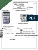 Informe Laboratorio Casio Fx9860