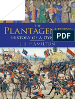 HAMILTON, J.S. the Plantagenets. History of a Dynasty
