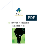 Bioreductor de Viscosidad