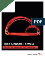 TW Igloo Standard Formula Brochure