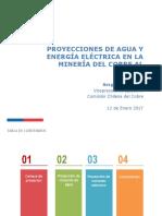 12 01 17 Proyecciones de La Mineria Del Cobre 2017