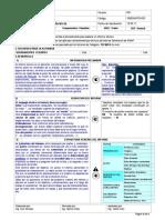 Redacción de Informe Técnico