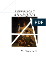 ConvertiN-Republica y Anarquia