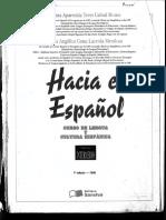 Hacia El Español - Complemento Directo Preposicionado