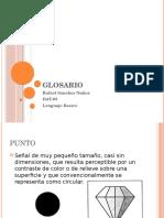 Glosario Rafael Sanchez