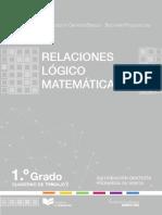Relaciones Lógico Matemática 1º