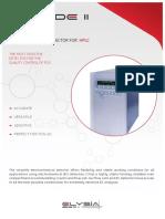 DecadeII_pad Electrochemical Detector Brochure