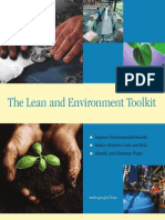 The Lean and Environment Toolkit - USEPA