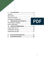 Estudio Geoambiental San Pedro de Coris
