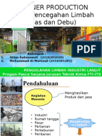 Cleaner Production Kelompok 4