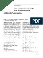 11 Lead Bioaccumulation in Acacia Farnesiana and Its Effect