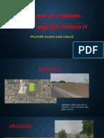 analisis de terreno