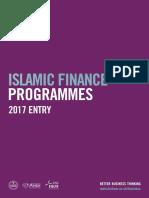 Durham University - Msc Islamic Finance 2017