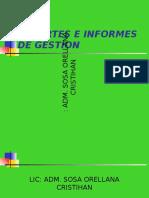 REPORTES E INFORMES DE GESTION.ppt