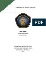 Pelaporan Berkelanjutan Dan Pelaporan Terintegrasi