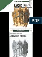 Afrikakorps 1941 1943