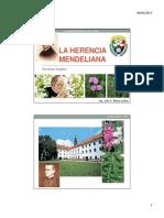 La Herencia Mendeliana #3