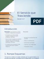La Guía Del Servicio