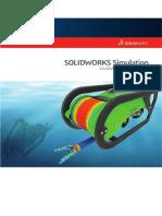 Mnaual de Solidworks Simulation 2015 - Leccion 1 y 2