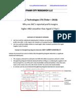 AAC Technologies LTD (Ticker = 2018)