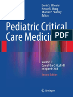 Pediatric Critical Care Medicine Vol I