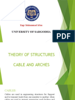 04 Theory of Structure Cables and Arches