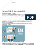 Normas+APA+6+actualizaciones+del+2017