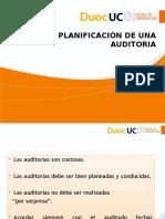 2 1 1 Planificacion de Una Auditoria