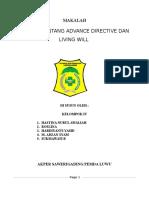 Advance Directive Bu Zaimah