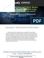 Global Armored Vehicle Market
