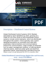 Global Distributed Control System