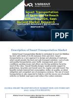 Global Smart Transportation System