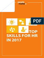 Top 8 HR Skills for 2017