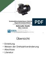 Drehzahlveränderbarer Betrieb.pptx