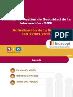 SIG Sensibilización-IsO 27001.2013