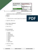 Técnicas de Laboratorio - Diferencia Entre Compuestos Organicos e Inorganicos
