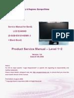 Benq E2400HD Monitor Lcd