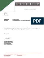 Cotización Nº 04-16 Pte Aguaytia - CASA