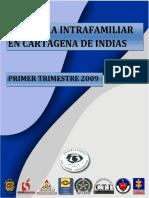 Violencia Intrafamiliar 1er Trimestre 2009